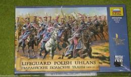 LIFEGUARD POLISH UHLANS 1/72 Zvezda Napoleonic 8075