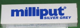 Milliput SILVER GREY FINE PUTTY, FILLER Model Tools
