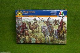 Mongol Cavalry 13th century 1/72 Italeri 6124
