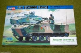 PLA ZLC2000 (C & C) 1/35 Scale Hobby Boss 82435