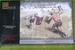 Pegasus 1/32 GLADIATORS 1st Century AD set 3201