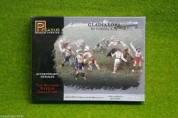 Pegasus 1/72 GLADIATORS 1st Century AD set 7100