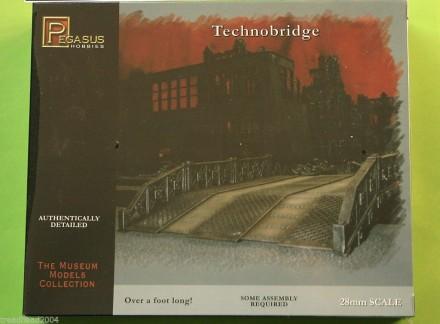 Pegasus TECHNOBRIDGE 28mm Warhammer 40K terrain Scenery 4921