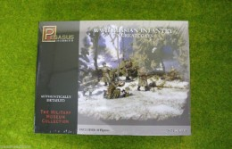 Pegasus WW2 RUSSIAN Infantry in Greatcoats  1/72  7271