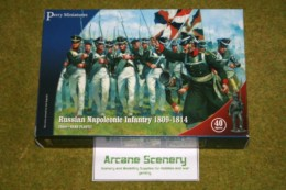 Perry Miniatures NAPOLEONIC RUSSIAN LINE INFANTRY 1809-1814 28mm