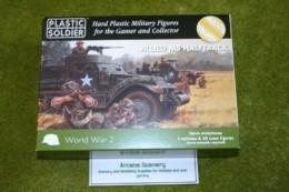 Plastic Soldier Company WW2 ALLIED M5 HALFTRACK 15mm wargames