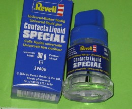 Revell Contacta Special Polystyrene glue 30g with brush