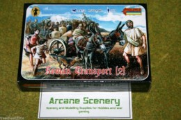 Roman Transport 1/72 Scale Strelets 117