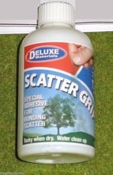 SCATTER GRIP GLUE Scenery & terrain Adhesive Deluxe