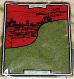 STATIC GRASS /Hairy Grass SPRING mix Javis Scenics JHG1