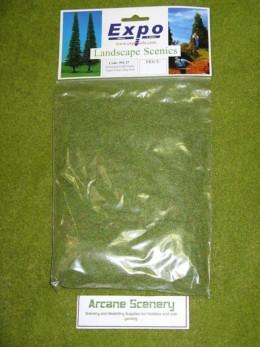 STATIC GRASS Value Bag 100g Landscape Scenics FLOWERED code 59137