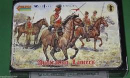 Strelets AUSTRALIAN LANCERS 1/72 miniset 0054
