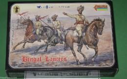 Strelets BENGAL LANCERS 1/72 miniset 0057