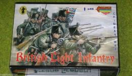 Strelets BRITISH LIGHT INFANTRY CRIMEA 1/72 set M030