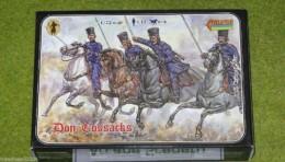 Strelets CRIMEAN RUSSIAN DON COSSACKS 1/72 set 0052