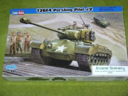 T26E4 Super Pershing Pilot #2 1/35 Scale Hobby Boss 82427
