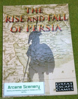 THE RISE AND FALL OF PERSIA Ancients rule Supplement from Great Escape Games