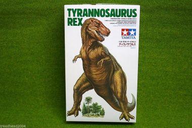 TYRANNOSAURUS-REX-DINOSAUR-Tamiya-135-Scale-kit-60203-380792313235