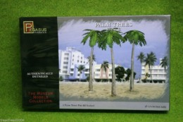 Tall Palm Trees Terrain 28mm Pegasus Hobbies Set B 6502