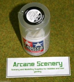 Tamiya ACRYLIC FLAT CLEAR 100mls Spray paint TS-80