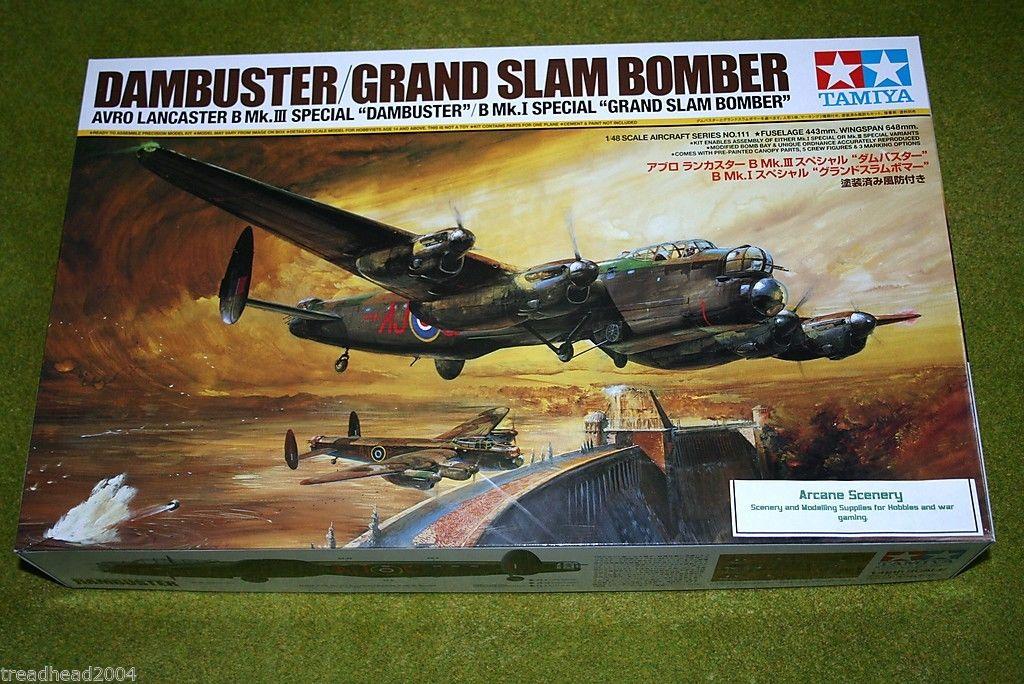 1/72 revell lancaster b iii dambusters tamiya хасэгава крылья край