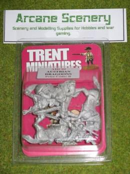 Trent Miniatures AUSTRIAN DRAGOONS AHC01