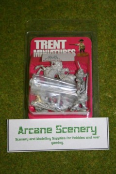 Trent Miniatures FRENCH 8TH CAVALRY FC05
