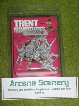 Trent Miniatures FRENCH LEGERE MIRLETON FLe01 28mm