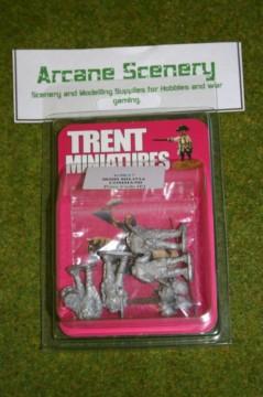 Trent Miniatures Ir98/17 IRISH MILITIA COMMAND 28mm