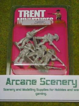 Trent Miniatures Ir98/04 IRISH MILITIA 28mm Figures