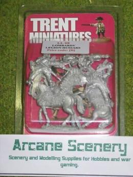 Trent Miniatures LOMBARDY LEGION HUSSARS LL08