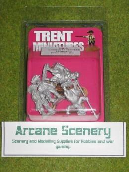 Trent Miniatures RUSSIAN MUSKATEERS COMMAND RU02 28mm