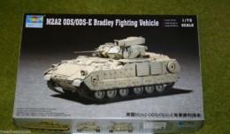 Trumpeter M2A2 ODS/ODS-E BRADLEY 1/72 scale kit 7297