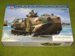 US AAVP-7A1 1/35 Scale Hobby Boss 82410