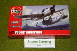 VOUGHT KINGFISHER 1/72 scale Airfix Kit 2021