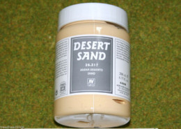Vallejo DESERT SAND textures for dioramas & terrain/scenery making 26217