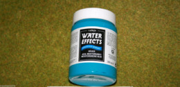 Vallejo Mediterranian Blue WATER EFFECTS 200mls terrain / scenery making 26202