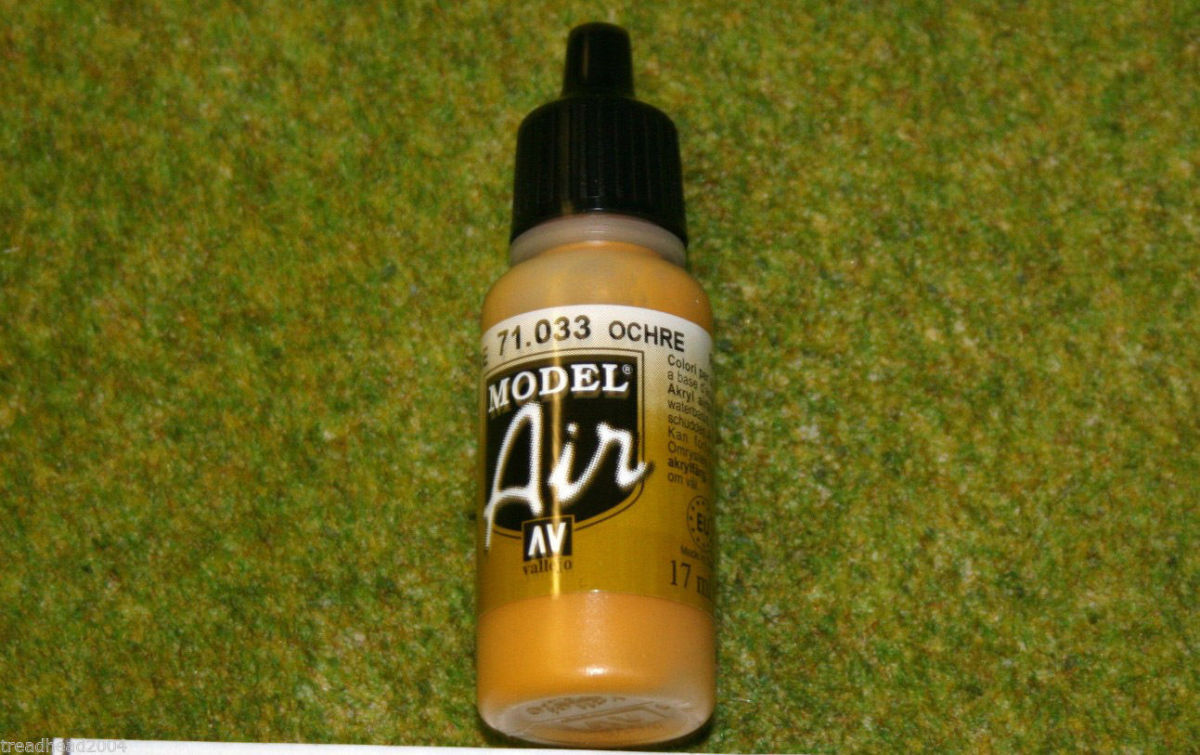 How To Airbrush Models With Acrylic Paint