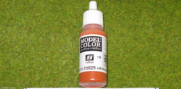 Vallejo Model Color AMARANTHA RED Acrylic Paint 70829