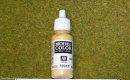 Vallejo Model Color BIEGE Acrylic Paint 70917