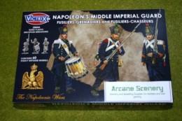 Victrix NAPOLEONS MIDDLE IMPERIAL GUARD napoleonic 28mm set VX0016