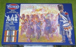 Victrix NAPOLEONS OLD GUARD CHASSEURS napoleonic 28mm set – VX0011