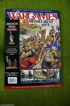WARGAMES ILLUSTRATED ISSUE 316 FEBRUARY 2014 MAGAZINE