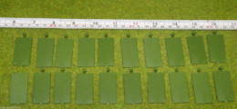 WARGAMING WAR GAMES RENEDRA 40mm x 20mm BASES Pack