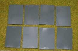 WARGAMING WAR GAMES RENEDRA 60mm x 40mm BASES Pack