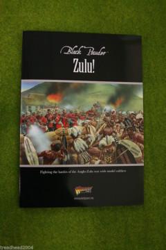 Black Powder ZULU! Anglo Zulu War supplement SD